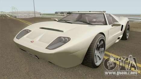 Vapid Bullet GT GTA V para GTA San Andreas