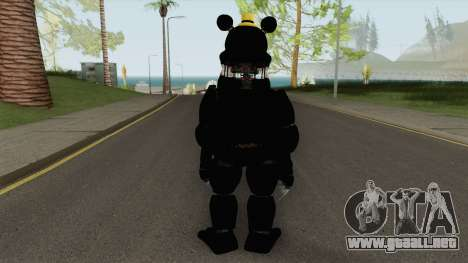 FNaF Nightmare v7 para GTA San Andreas