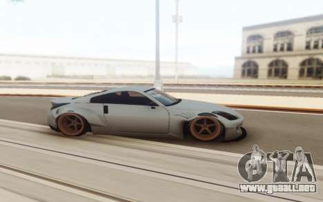 Nissan 350z Rocket Bunny para GTA San Andreas