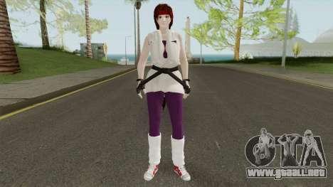 YurI KOF para GTA San Andreas