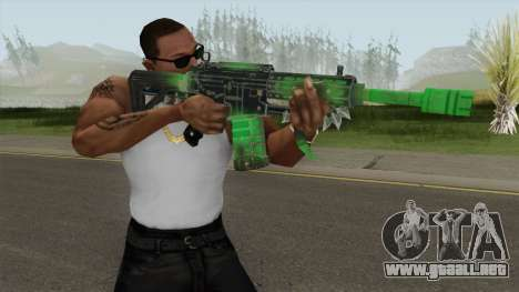 Rules of Survival AR15 Poison Sting para GTA San Andreas