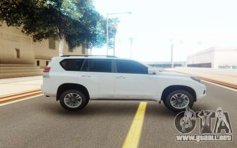 Toyota Land Cruiser Prado para GTA San Andreas