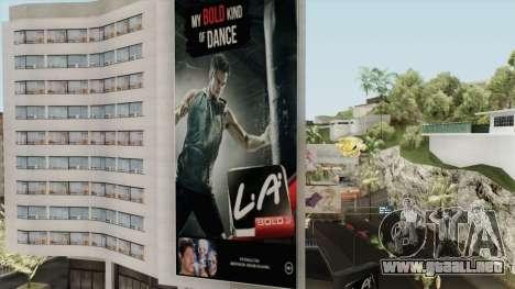 New Billboard (Final Part) para GTA San Andreas
