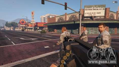 GTA 5 Warfare MOD 1.0