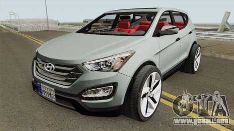 Hyundai Santa Fe 2015 para GTA San Andreas