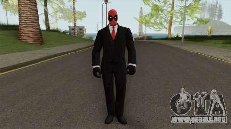 MR DeadPool para GTA San Andreas