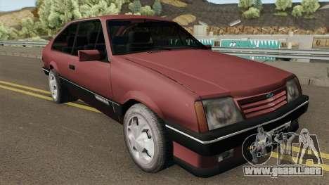 Chevrolet Monza SLE Hatch para GTA San Andreas