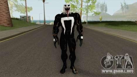 Ghost Venom Custom Skin para GTA San Andreas