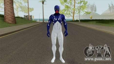 Spiderman Cosmic Suit para GTA San Andreas