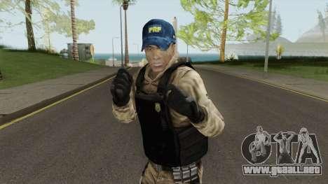 Skin Da Policia Rodoviaria Federal para GTA San Andreas