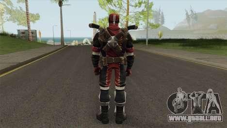 DeadPool Con Normalmap para GTA San Andreas