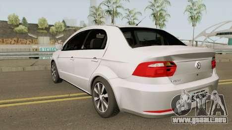 Volkswagen Voyage G6 1.6 Comfortline para GTA San Andreas