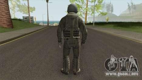 F22 Pilot para GTA San Andreas