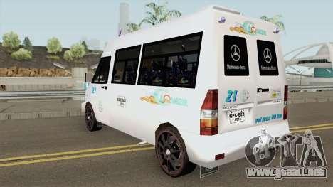 Mercedes Benz Sprinter para GTA San Andreas