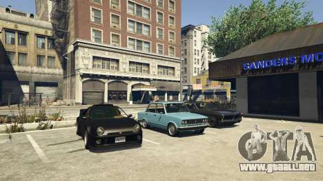 GTA 5 Save Vehicles (No More Despawning) 1.0