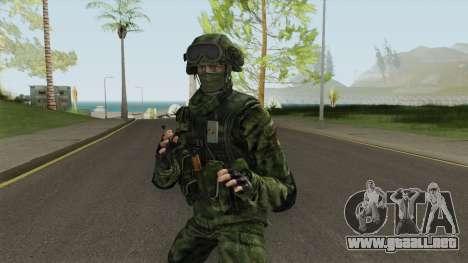 Russian Infantry para GTA San Andreas