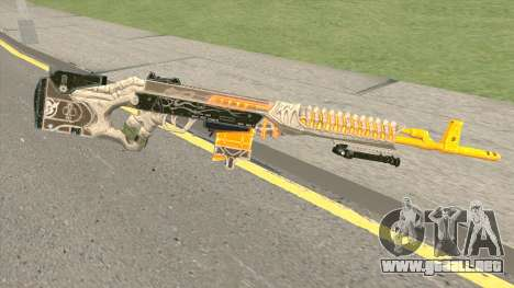 Rules of Survival SVD Skull Splitter para GTA San Andreas
