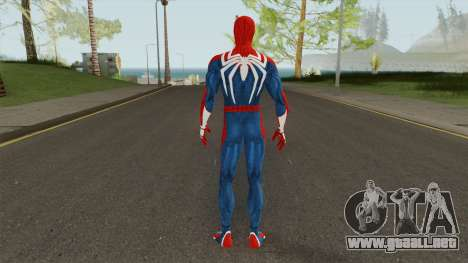 Marvel Spider-Man Advanced Suit para GTA San Andreas