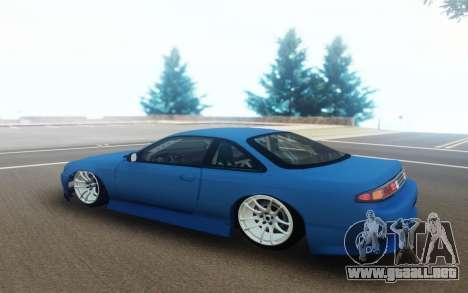 Nissan Silvia S14 Facelift R34 para GTA San Andreas