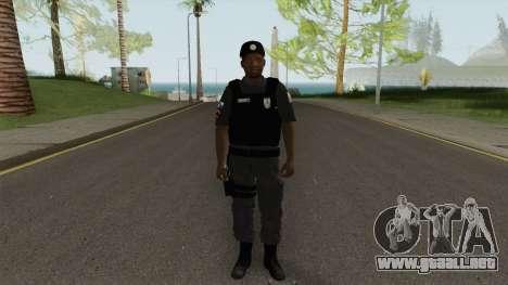 Skin PMERJ 3 para GTA San Andreas