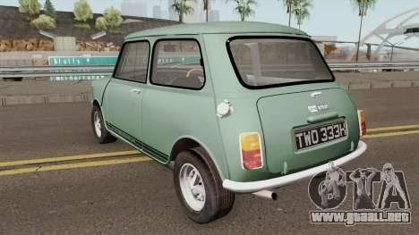 Mini 1275 GT para GTA San Andreas