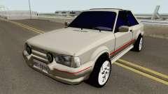 Ford Escort XR3 1992 HQ para GTA San Andreas