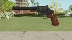 SW Model 29 Revolver para GTA San Andreas