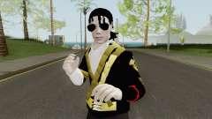 Michael Jackson para GTA San Andreas