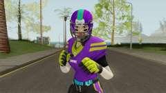 Fortnite NFL Female Skin (Sarah) para GTA San Andreas