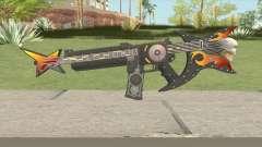M4A1 ROCKNSHOOT para GTA San Andreas