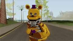 FNaF Fred Bear v7 para GTA San Andreas