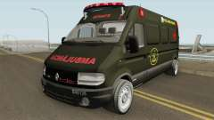 Renault Master Ambulance Dos Fuzileiros Navais