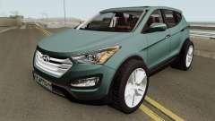 Hyundai Santa Fe 2015 High Quality para GTA San Andreas