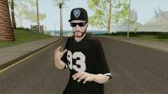 Caddy from B.U.G. Mafia para GTA San Andreas