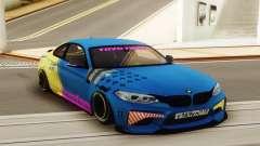 BMW M2 LowCarsMeet para GTA San Andreas