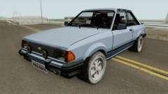 Ford Escort XR3 1989