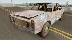 Rusty Benefactor Glendale para GTA San Andreas