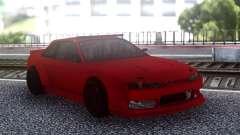 Nissan 200SX S14 Rocket Bunny Custom para GTA San Andreas