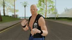 Stone Cold With Vest para GTA San Andreas