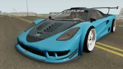 Airborne Mosler Super GT (Tyrus Style) Asphalt 8