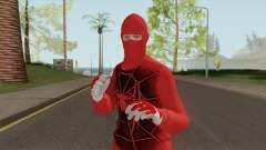 Human Spiderman para GTA San Andreas
