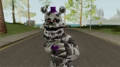 Fred Bear Gray V7 para GTA San Andreas