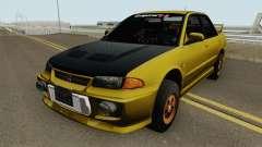 Mitsubishi Lancer Evolution III GSR 1996