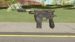 Call of Duty Black Ops 2 Zombies: Mauser C96 para GTA San Andreas