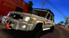 Land Cruiser 79 Pick Up V1.0 para GTA San Andreas