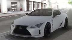 Lexus LC500 Stance