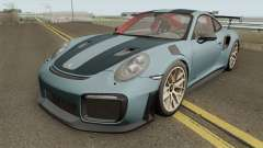 Porsche 911 GT2 RS 2018 para GTA San Andreas