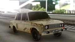 VAZ 2106 Vagabundo Oxidado para GTA San Andreas