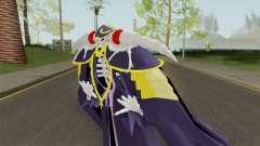 Ainz Ooal Gown para GTA San Andreas