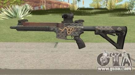CSO2 AR-57 Skin 2 para GTA San Andreas